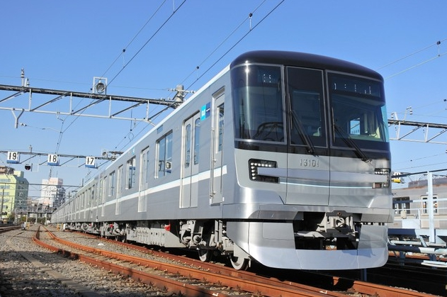 東京地鐵試推車內音樂 日比谷線部分列車打頭陣圖片